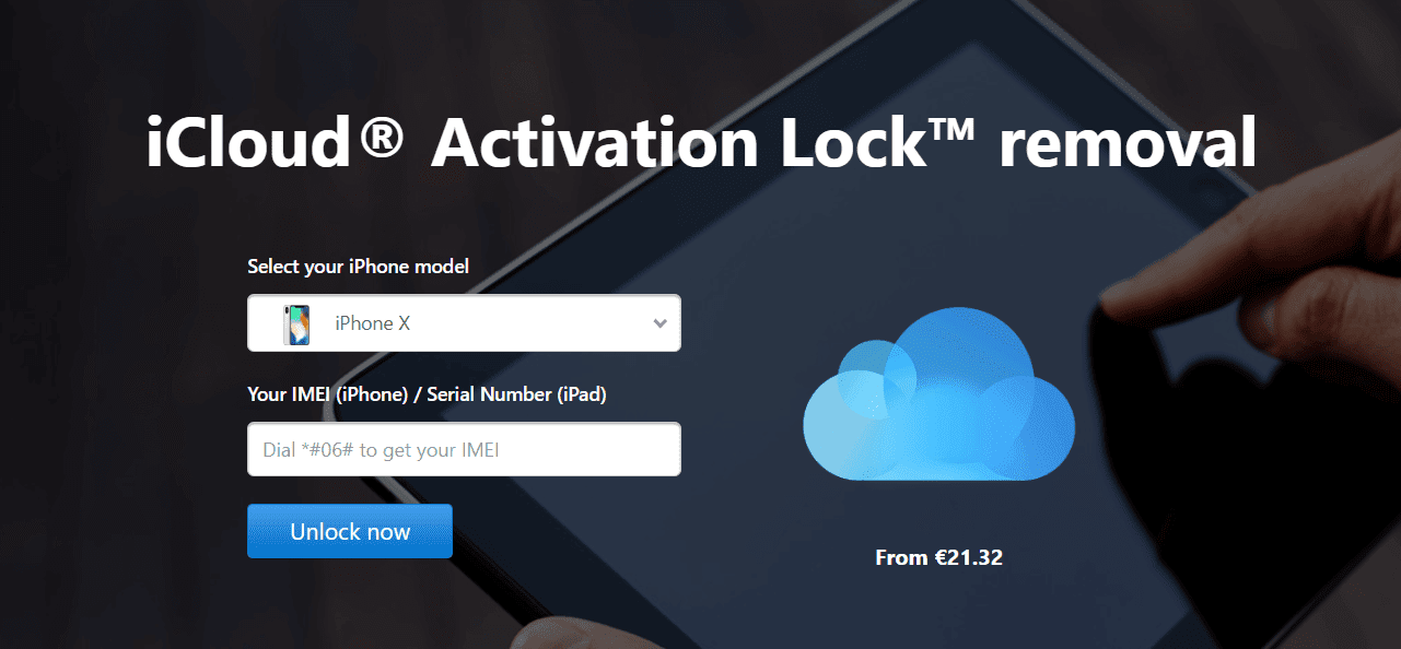 تجاوز حساب الآيكلود icloud في هواتف آيفون بسهولة وبطريقة