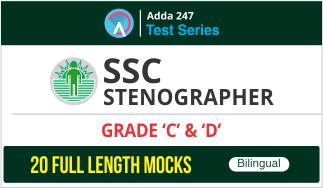 SSC Steno