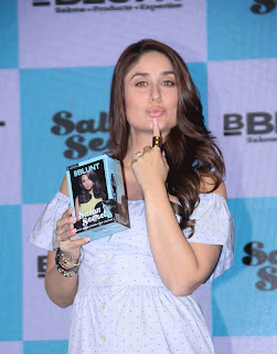 Kareena Kapoor looks gorgeous beautiful and PREGNANT at launch of BBlunt Hair Color Product