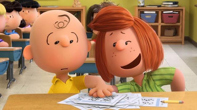 Fotograma: Carlitos y Snoopy: La película de Peanuts (2015)