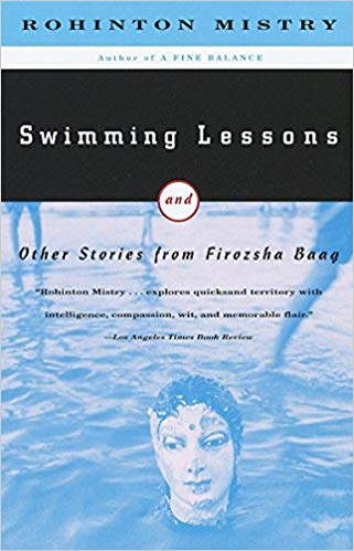 Tales from Firozsha Baag (1987), also published as Swimming Lessons and Other Stories from Firozsha Baag (1989) | First Novel by Rohinton Mistry