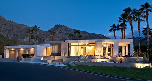 Kiến trúc biệt thự nghỉ dưỡng có ngoại cảnh ấn tượng Rancho-mirage-estate-2