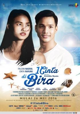 1 Cinta di Bira Poster