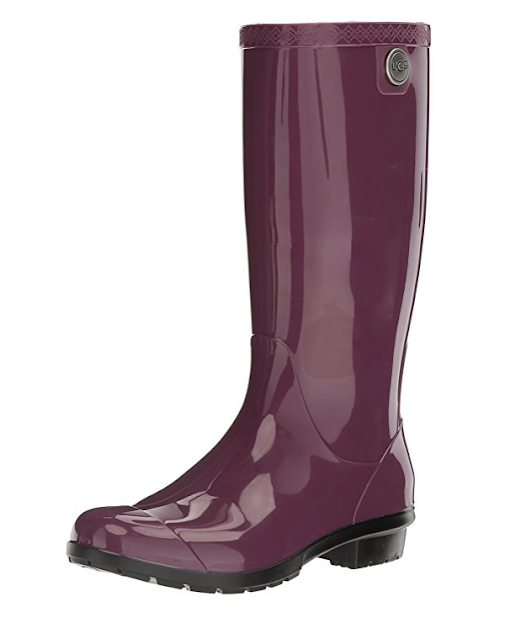 Amazon: UGG Shaye Rain Boots only $38 (reg $80) + Free Shipping!