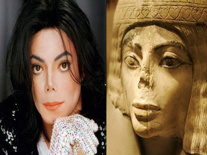 Artifak Firaun Michael Jackson