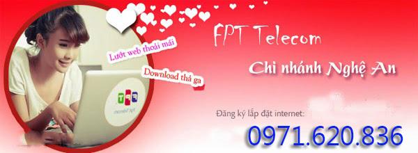 Lắp Đặt Internet FPT Phường Vinh Tân