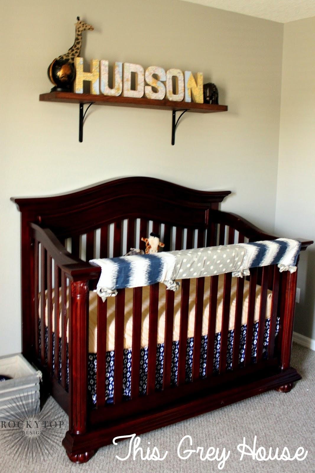 Nursery Design Trends Advice From Celebrity Designer: Design With Altitude: Current Nursery Design Trends