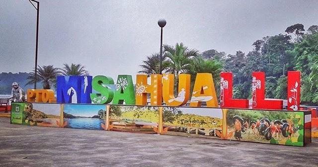 Mejor Destino: Ecuador cultura y tradición. : Puerto Misahualli Tena Ecuador