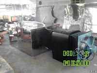 mesin pengering lada