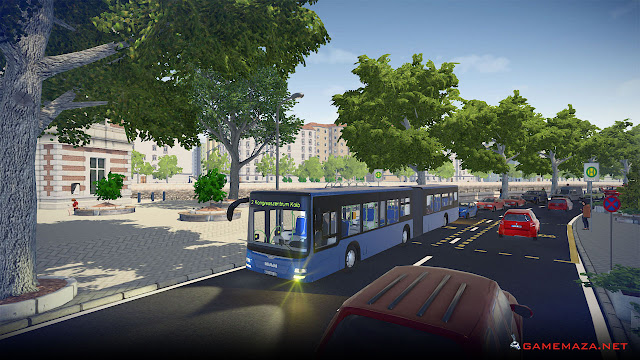 Bus Simulator 16 Gameplay Screenshot 2
