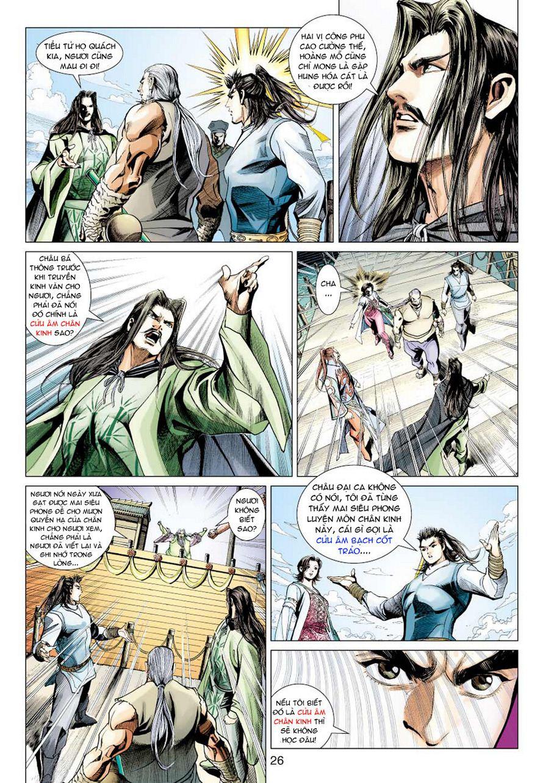 Anh Hùng Xạ Điêu anh hùng xạ đêu chap 49 trang 26