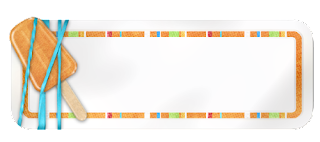 Frames of the Summer Splash Clip Art.