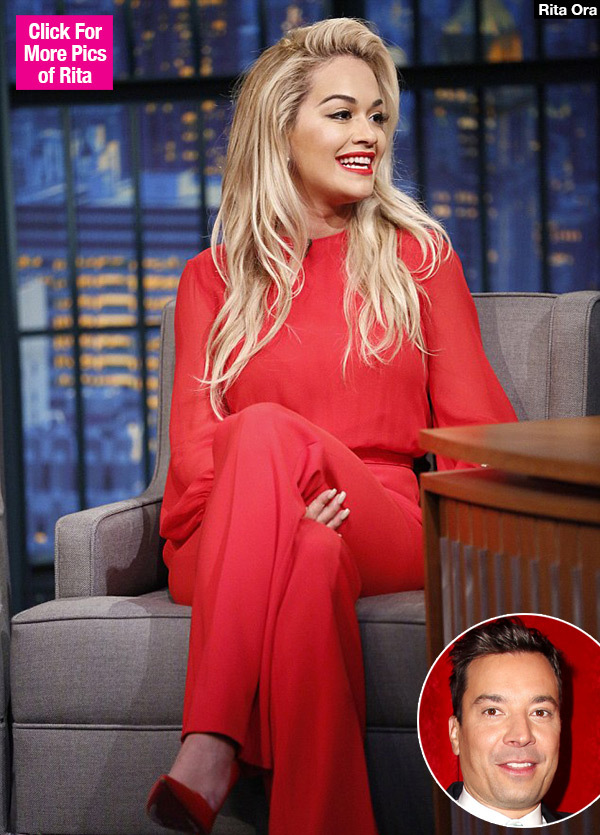 Rita Ora To Sing For Pope Francis: Why She's So Chill About The Huge Gig