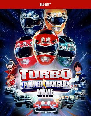 Turbo A Power Rangers Movie 1997 Bluray