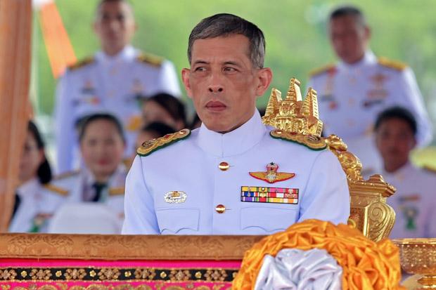 Raja Thailand Ditembak di Jerman