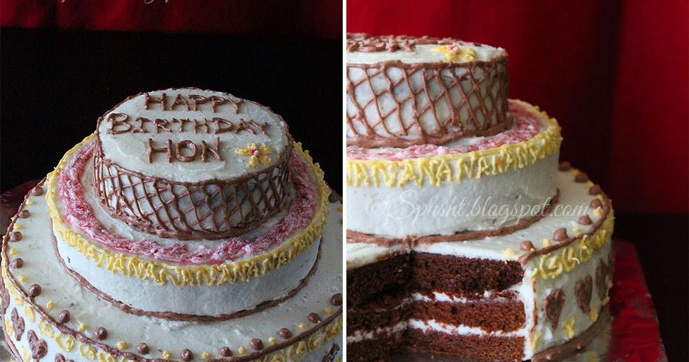 Eggless Birthday Cake Singapore