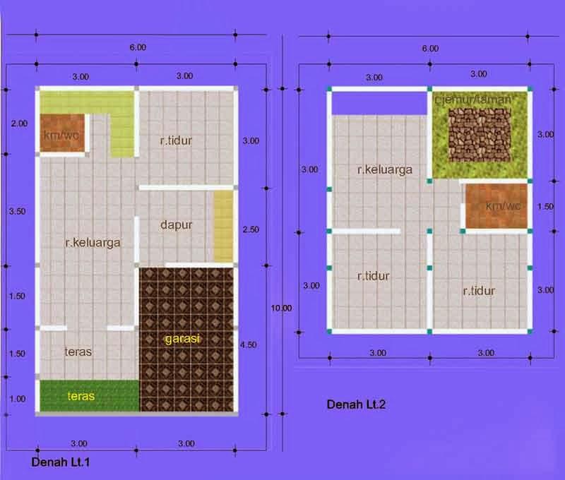Contoh Gambar Renovasi Rumah Sederhana Type 78 2 Lantai Redesain21 Com Rumah Properti Desain Eksterior Interior Tutorial