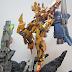 "MG 1/100 Delta Plus ""Hyaku Shiki Revised"" - Custom Build"