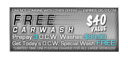 how-to-get-free-car-wash
