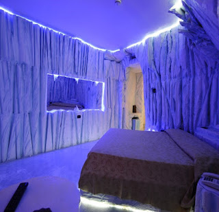 Il regno di frozen in un motel...a Gropello Cairoli