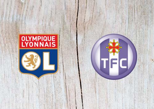 Lyon vs Toulouse - Highlights 3 March 2019