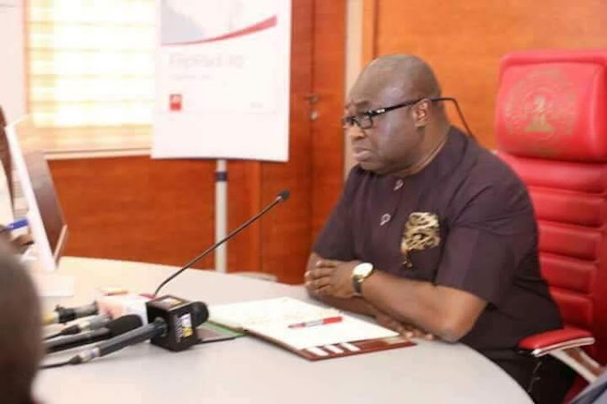 kpeazu Moves to tackle insecurity in Aba ...announces N1m reward for information on criminals