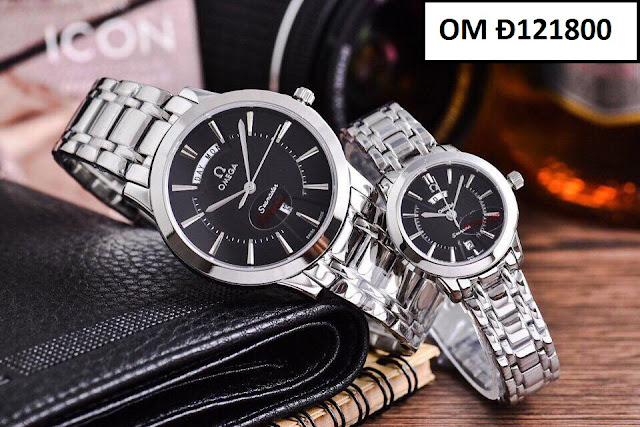 Đồng hồ cặp đôi Omega Đ121800