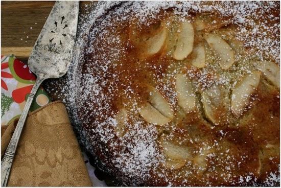 Lemon Apple Cake River Cafe