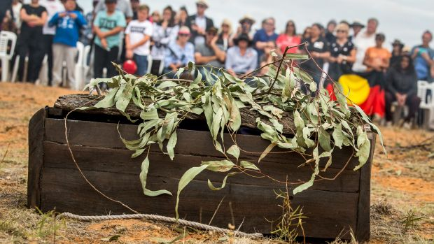 Bones of contention: Australia returns ancient Aboriginal remains for outback burial