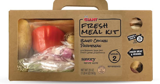 Fresh Meal Kits at GIANT         |         Confessions of a Stay-At-Home Mom