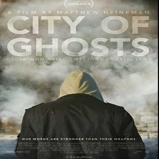 Download Film City of Ghosts (2017) HD Subtitle Indonesia