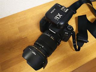 Canon EOS 9000D +Godox X1T-C TTLワイヤレスフラッシュトリガー-5