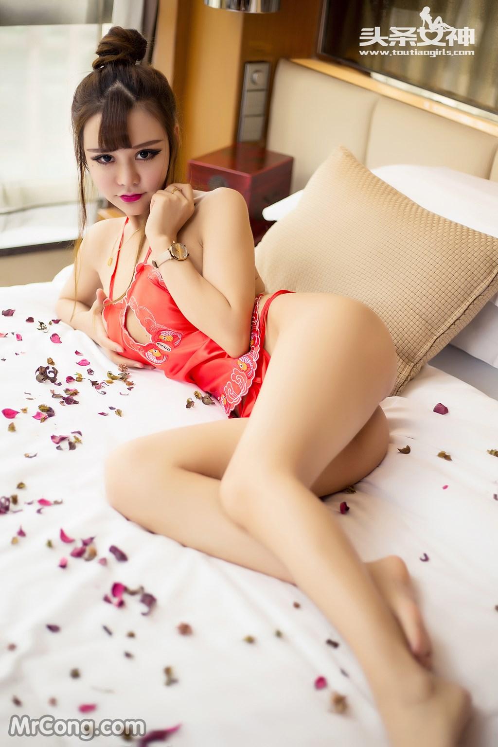 TouTiao 2016-07-18: Model Yi Dan (亦丹) (49P)