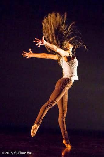 Questa sera è con me su RadioDanza: Elena D'Amario ballerina della Parsons Dance