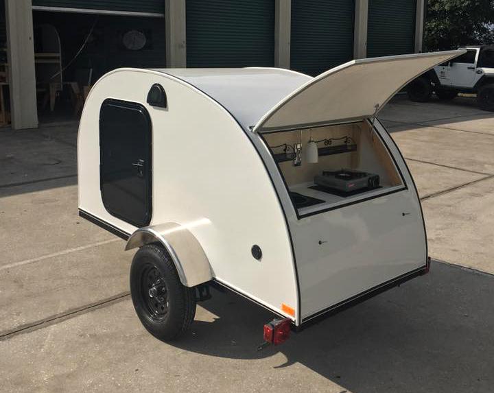 4x8 Camper Plans