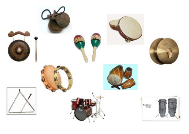 100+ Gambar Alat Musik Marakas Triangle Dan Ketipung Paling Keren