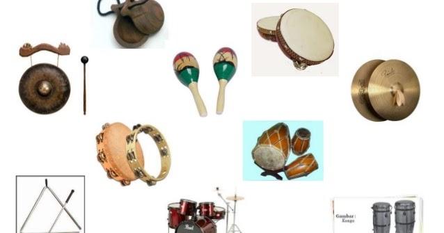 10 Jenis dan Contoh Gambar Alat Musik Ritmis yang Ada di Dunia