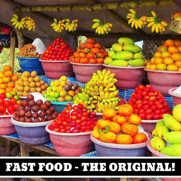Fast Food (The Originals)