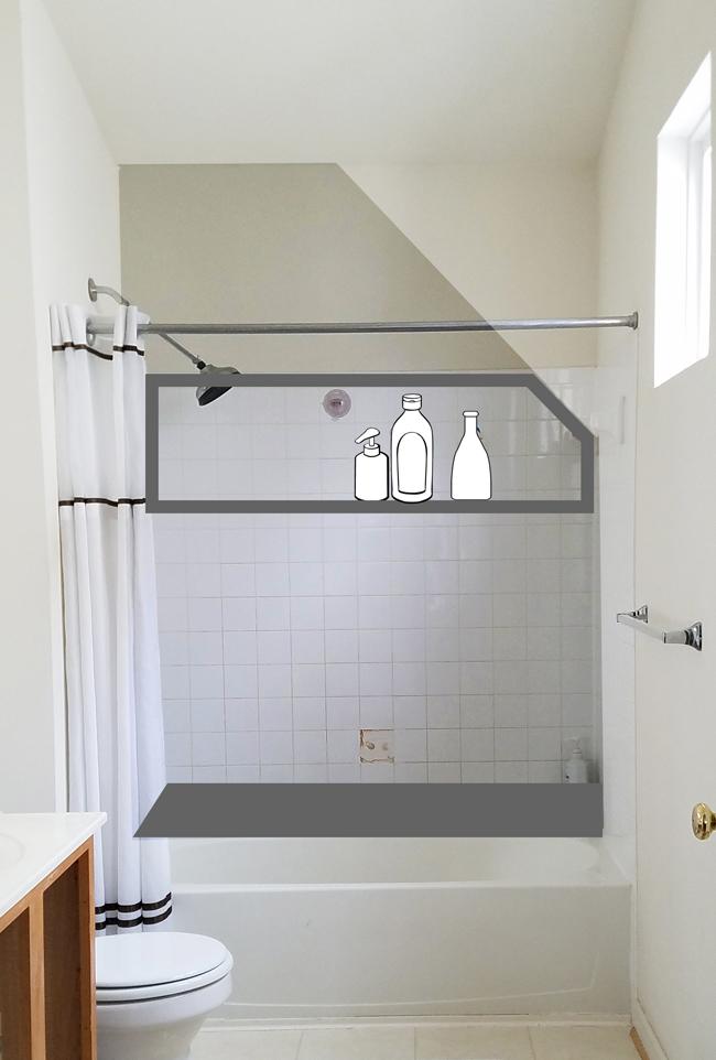 shower plans