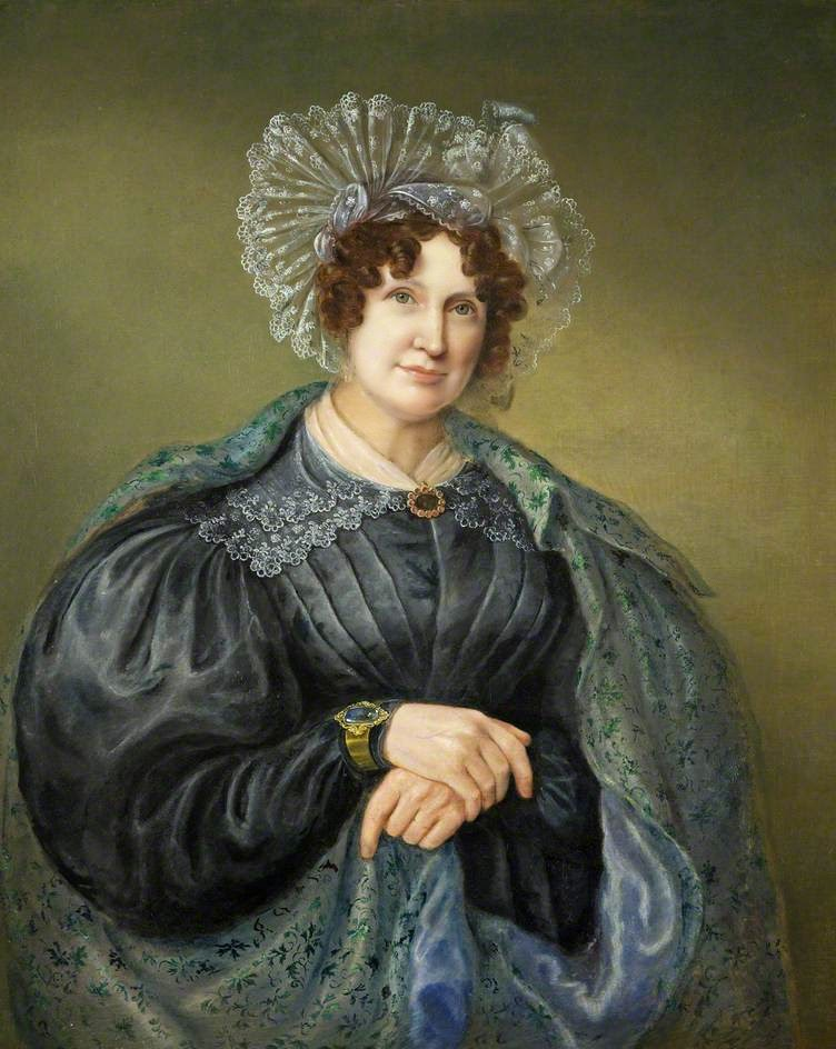 Mrs Ellen Sharples, Rolinda Sharples