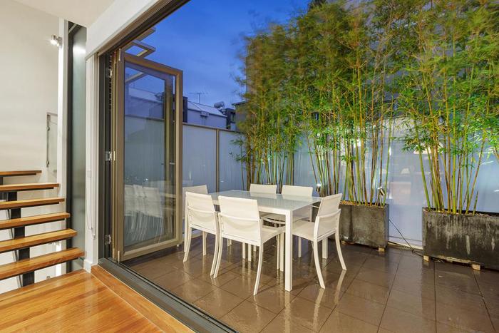 Casas minimalistas y modernas patios modernos - Fotos de patios de casas ...