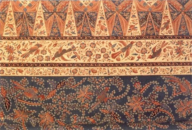 Batik Motif Satwa Wana