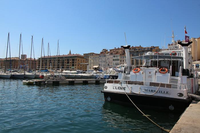 Marseille - Hafen