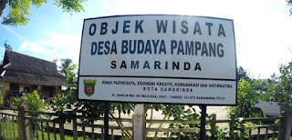 desa budaya pampang | wonderful Indonesia