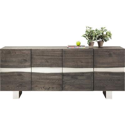 dizajnový nábytok Reaction, drevený nábytok, nábytok s úložným priestorom