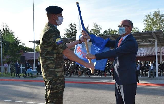 Σε Έλληνα Αξιωματικό η διοίκηση της πολυεθνικής ταξιαρχίας Νοτιοανατολικής Ευρώπης (ΦΩΤΟ)