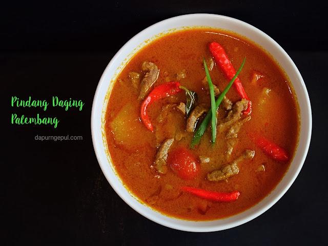 pindang daging palembang by dapurngepul.com