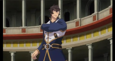 anime High School D×D HERO