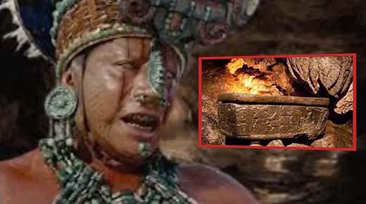 Sacerdote Maya de 1000 años de edad aún sigue custodiando los tesoros de sus antepasados