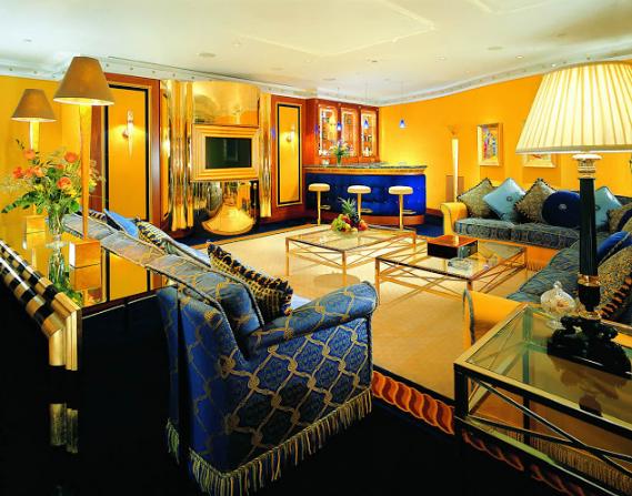 Arabic Living Room Design Models Option 4